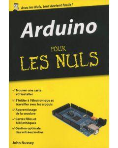 Livre Arduino pour les nuls de John Nussey