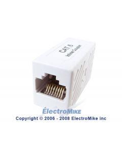 Coupleur Femelle-Femelle RJ45 pour câble réseau Cat6