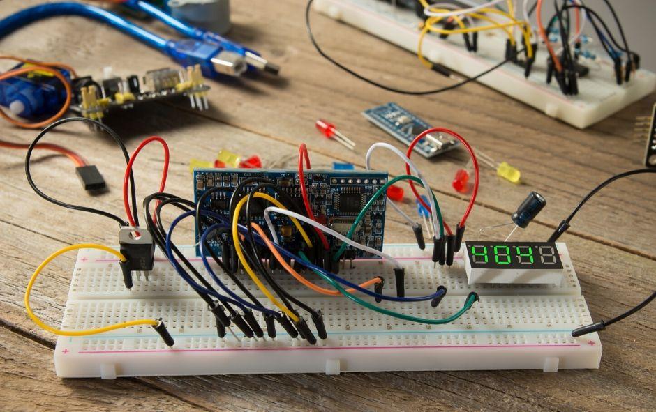 Kit Électronique INTERMEDIAIRE