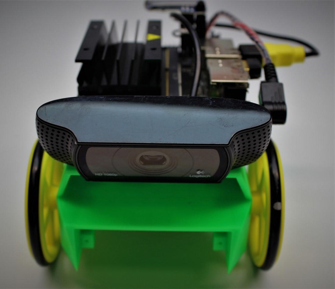 Robot évolué 4