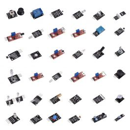Kit Variante de circuit imprim/é. Compatible MQTT pour connexion /à lassistant /à la maison capteur de qualit/é de lair r/éagit au CO2 programmation Arduino