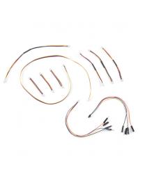 Qwiic Cable Kit  10 cables de different style et longueurs