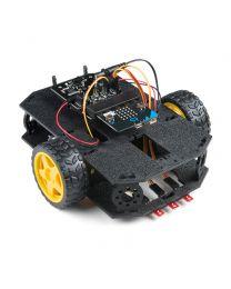 SparkFun micro:bot kit inventeur avec controlleur