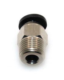 Fitting PC4-M10-ST pour extrudeur Bowden