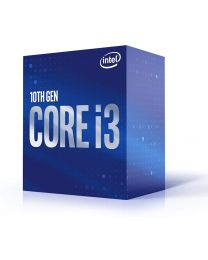 Intel Core i3 (10th Gen) i3-10100 Quad-core (4 Core) 3.60 GHz Processor