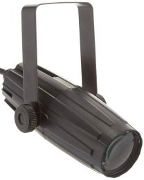 ADJ Pinspot-LED-II – Lampe DEL à faisceau blanc