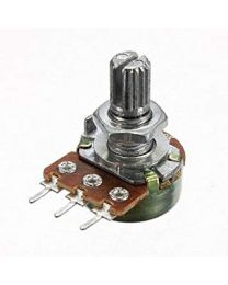 Potentiomètre 16mm 500 ohm