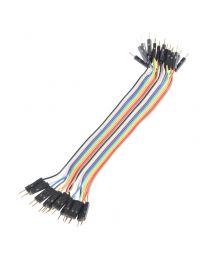 Cable jumper male male pour breadboard pour arduino