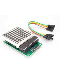 Raspberry Pi et Arduino - MATRICE DOT  MAX7219