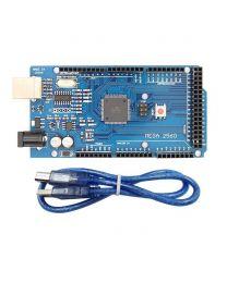 Plaquette Arduino MEGA 2560 CH340G/ATmega2560-16AU