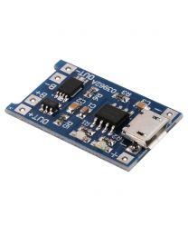 5V 1A Micro USB 18650 Chargeur de batterie lithium