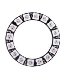 NeoPixel Ring – 16 x 5050 RGB LED avec driver intégré
