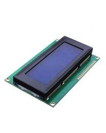 Écran LCD 2004 20X4 compatible arduino fond bleu