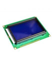 Écran LCD 128X64 5V compatible arduino fond bleu