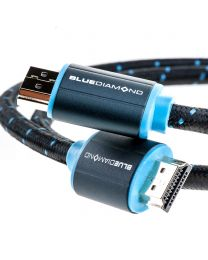 Premium HDMI Cable w/Ethernet, 15ft 2.0 certifier