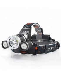 Lampe frontale XM-T6X3 LED
