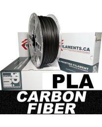 Filament pour imprimante 3D PLA 1,75MM fibre de Carbone Bobine de 2LB