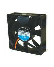 Ventilateur 24 vdc 92 x 92 25mm 3.4w