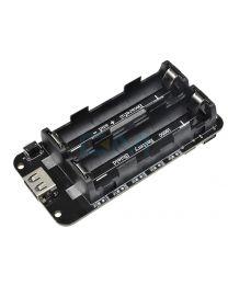 Chargeur intelligent 18650 pour 2 batteries