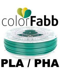Filament pour imprimante 3D PLA/PHA 1,75MM Turquoise Menthe Bobine de 2LB