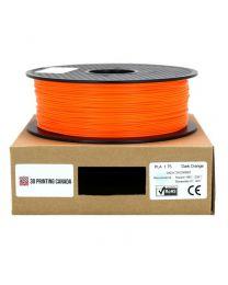 Filament Euro PLA 1,75mm 1KG Orange Foncé