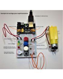 Kit d''électronique de base électromike