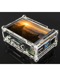 Ecran 3.5 pouces  480x320 LCD + Boitier