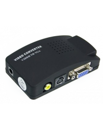 Convertisseur Rca à VGA avec alimentation