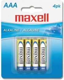 Pile AAA Alcaline paquet de 4
