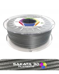 Filament PLA Sparkling Silver  SAKATA 850 1,75 1kg