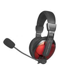 Casque HP-307 pour Smartphone, PC, PS4, Xbox One,6 pieds de fil