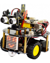 Kit de robot KEYESTUDIO  Tortue intelligente V2