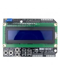 Carte d''extension shield écran LCD avec boutons