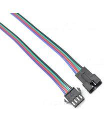 Connecteur 4 pin Male Femelle JST