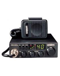 Radio CB 40 Canaux, RF gain, Public Adress