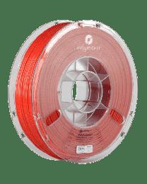 Filament pour imprimante 3D POLYSMOOTH 1,75MM ROUGE Bobine de 1.6LB
