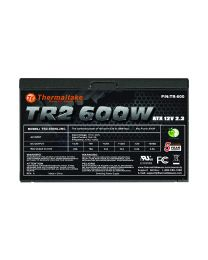 Alimentation Thermaltake TR2 600Watts 20/24Pins 2XPCIe(6p) Double Ventil.