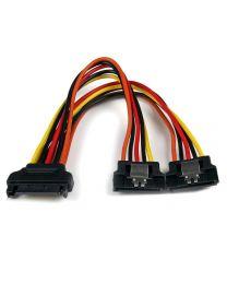 Séparateur d'alimentation SATA 1X Mâle + 2X Femelle interne