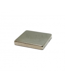 Aimant carré Rare Earth 20 x 20 x 3 mm