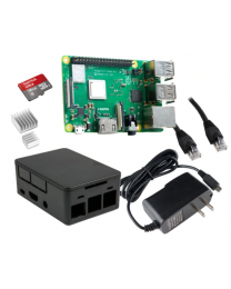 Raspberry Pi 3 B Kit de Démarrage