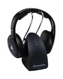 Casque d'écoute RF sans-fil avec base