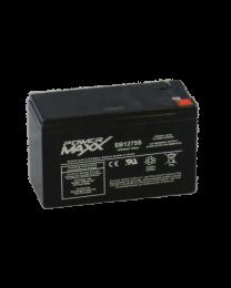 Batterie scellée à l''acide 12V 7.5AH Sécurité