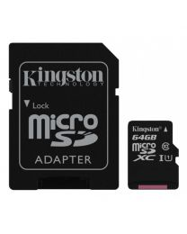 Kingston Canvas Select 64GB microSDXC