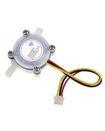 Capteur de débit d'eau d'eau pour Arduino 1-30L/min petit embout