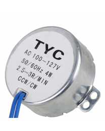 Moteur SYNCHRONE 110 vac 2.5/3 RPM