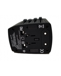 Adaptateur Universel international USA - Europe - Italie - UK - Germanie