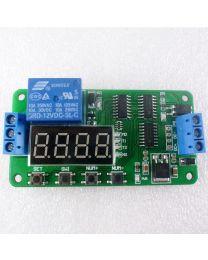 Relais 5 volt programmable