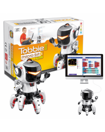 Tobbie II with micro:bit