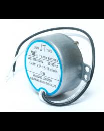 Moteur Électrique 110-120vac 15/18 RPM Watts