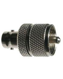 Adaptateur UHF mâle à BNC femelle
